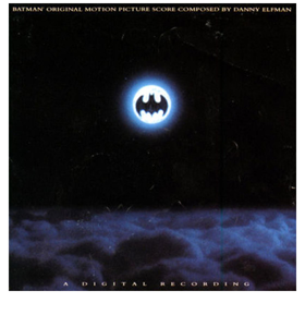 Batman (1989) Original Motion Picture Score (SYEOR Exclusive) Vinyl LP
