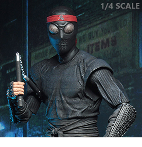 TMNT (1990 Movie) Foot Soldier 1/4 Scale Figure