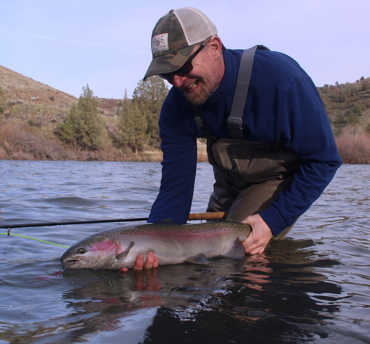 Tom Evenson - OR Steelhead