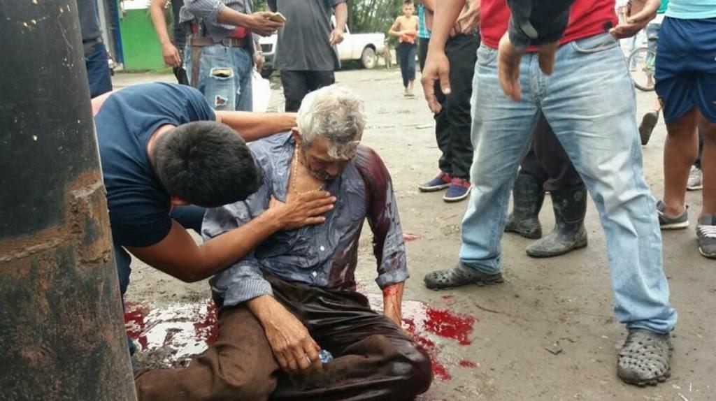 asesinadoenHONDURAS