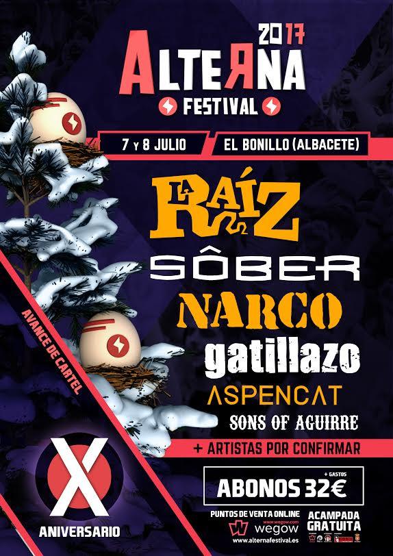 Alterna Festival 2017