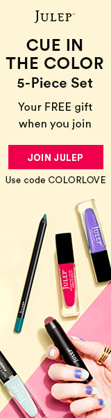 Gift with purchase - 5 pc beauty set FREE when you join Julep