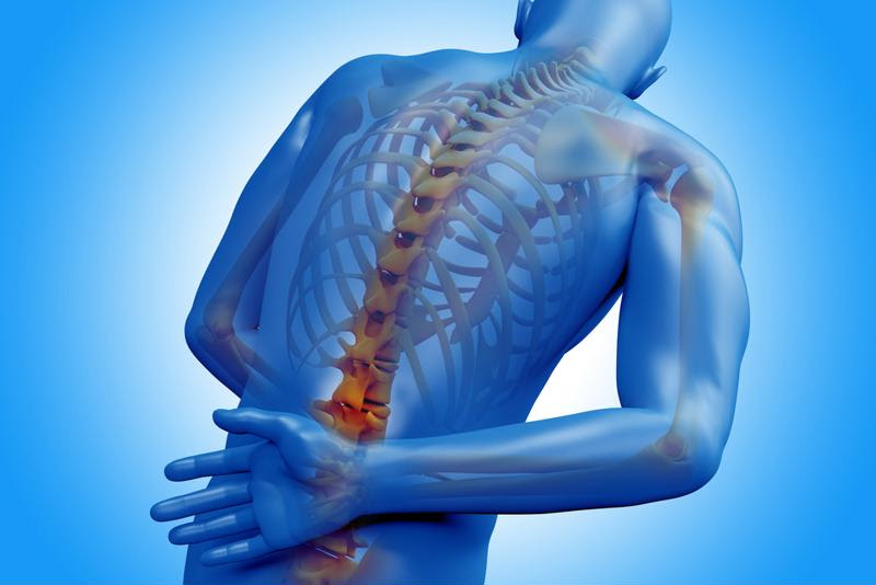 Back injuries can cause a lot of pain over a long time.