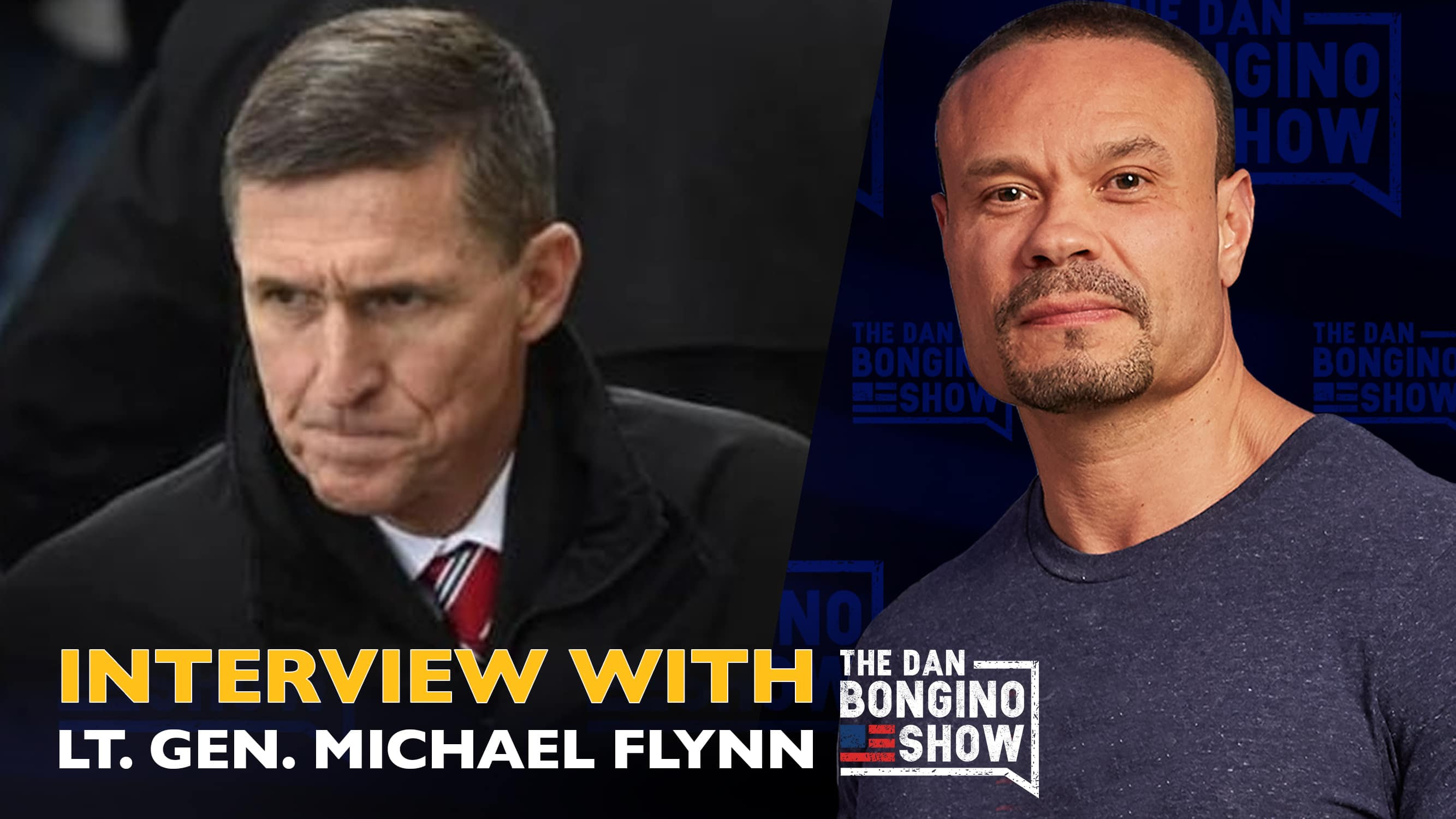 Interview with Lt. Gen. Mike Flynn