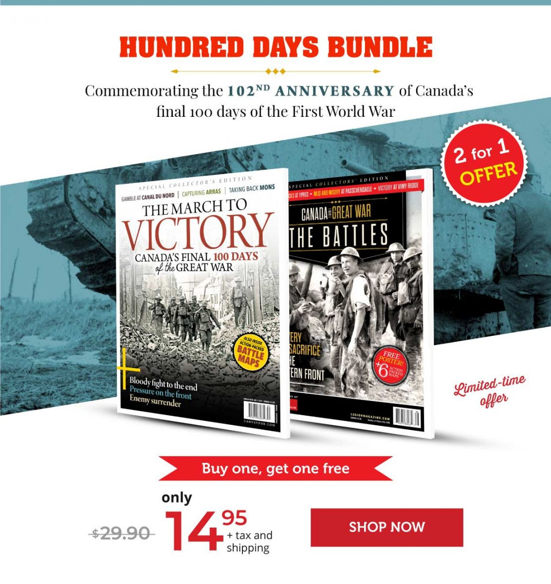 Hundred Days Bundle