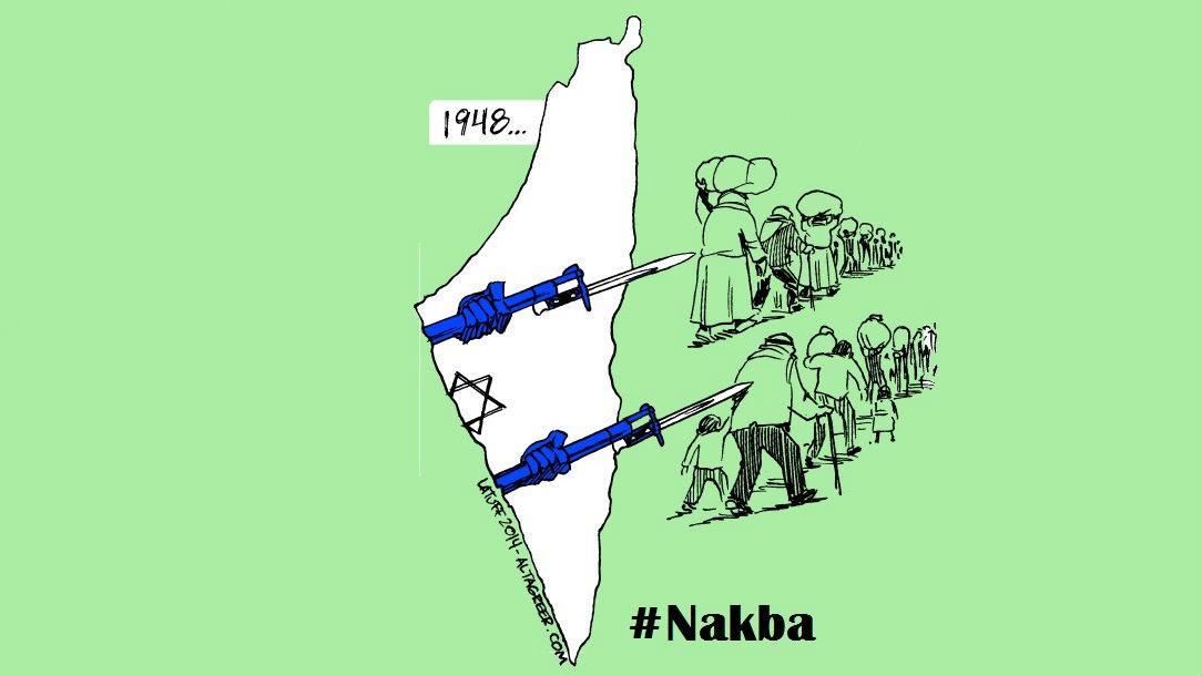 Conmemorar la Nakba