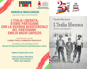 L'Italia liberata. Storie partigiane.