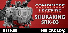 SHURAKING SRK-03