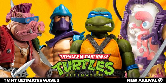 TMNT Ultimates Wave 2