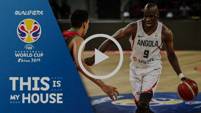 Nike Top 5 Plays - 24 Nov 2017 - FIBA Basketball World Cup 2019 - African Qualifiers