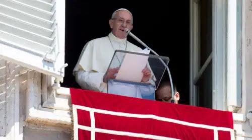 El Papa advierte contra los atajos que llevan a las drogas o a la magia