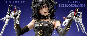 FEMALE EDWARD SCISSORHANDS BISHOUJO STATUE