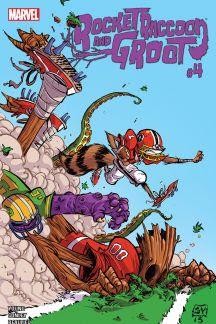 Rocket Raccoon & Groot #4