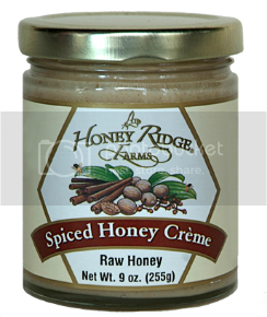 Spiced Honey Creme