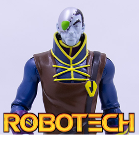 Robotech Zentraedi Commander Breetai 1/100 Scale Figure