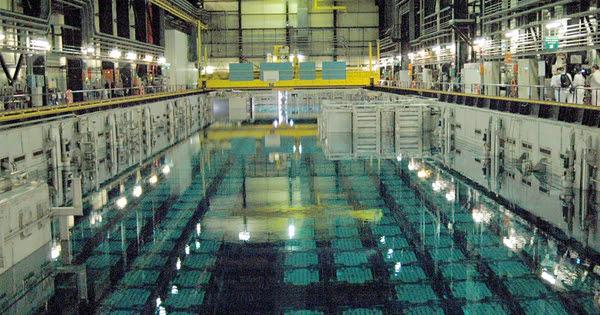 Combustibles nucléaires: le projet de piscine d'entreposage centralisée soumis à une concertation préalable