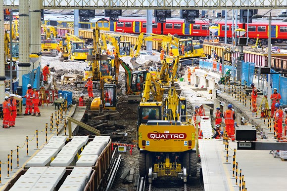 New money and new ideas anticipated for railway as barriers facing investors and suppliers reduced