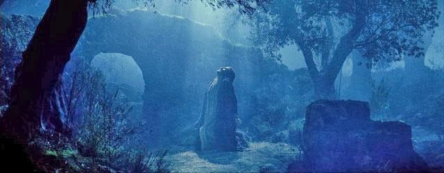 Passion Jesus in Gethsemane