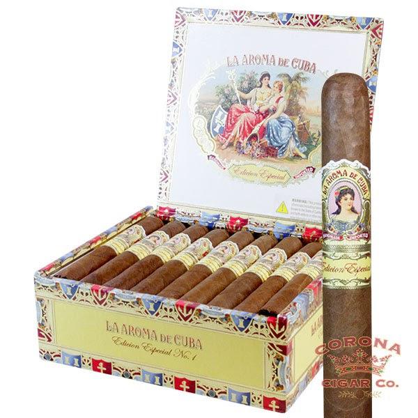 Image of La Aroma de Cuba No. 1 Edicion
