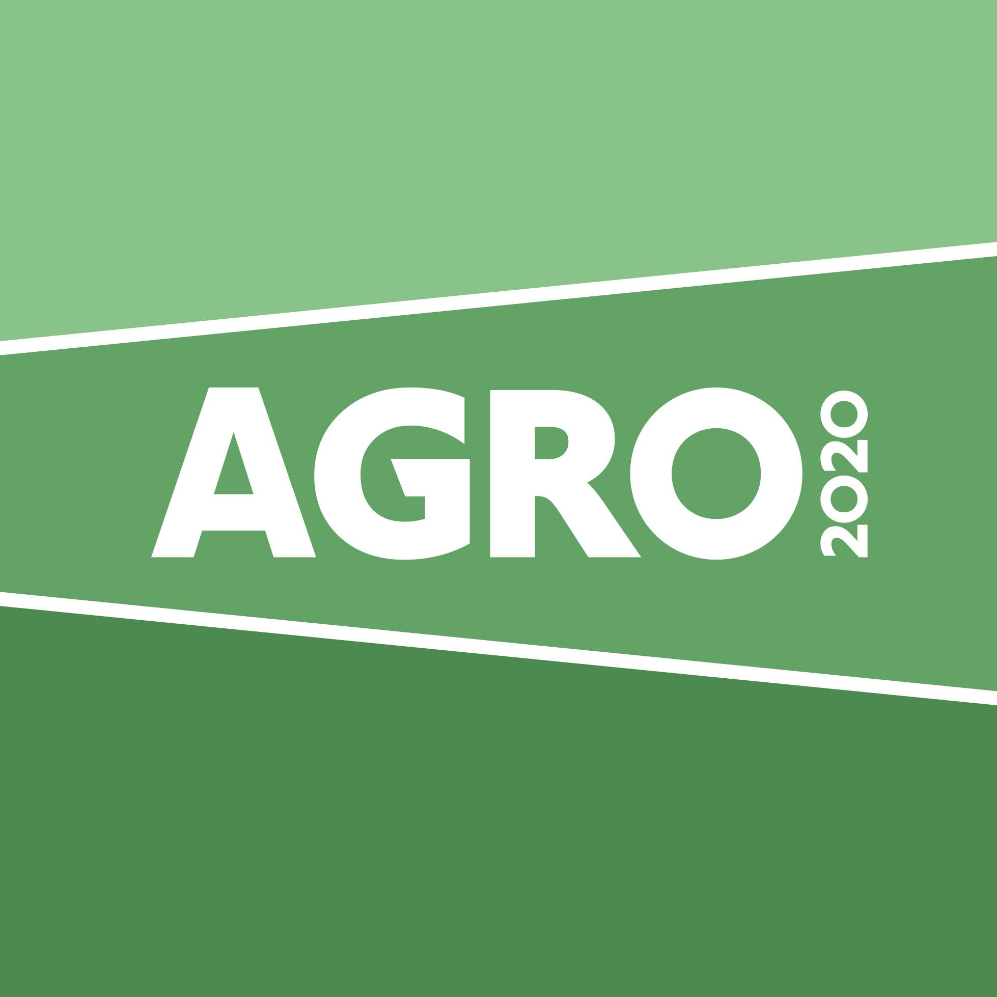 Логотип выставки AGRO