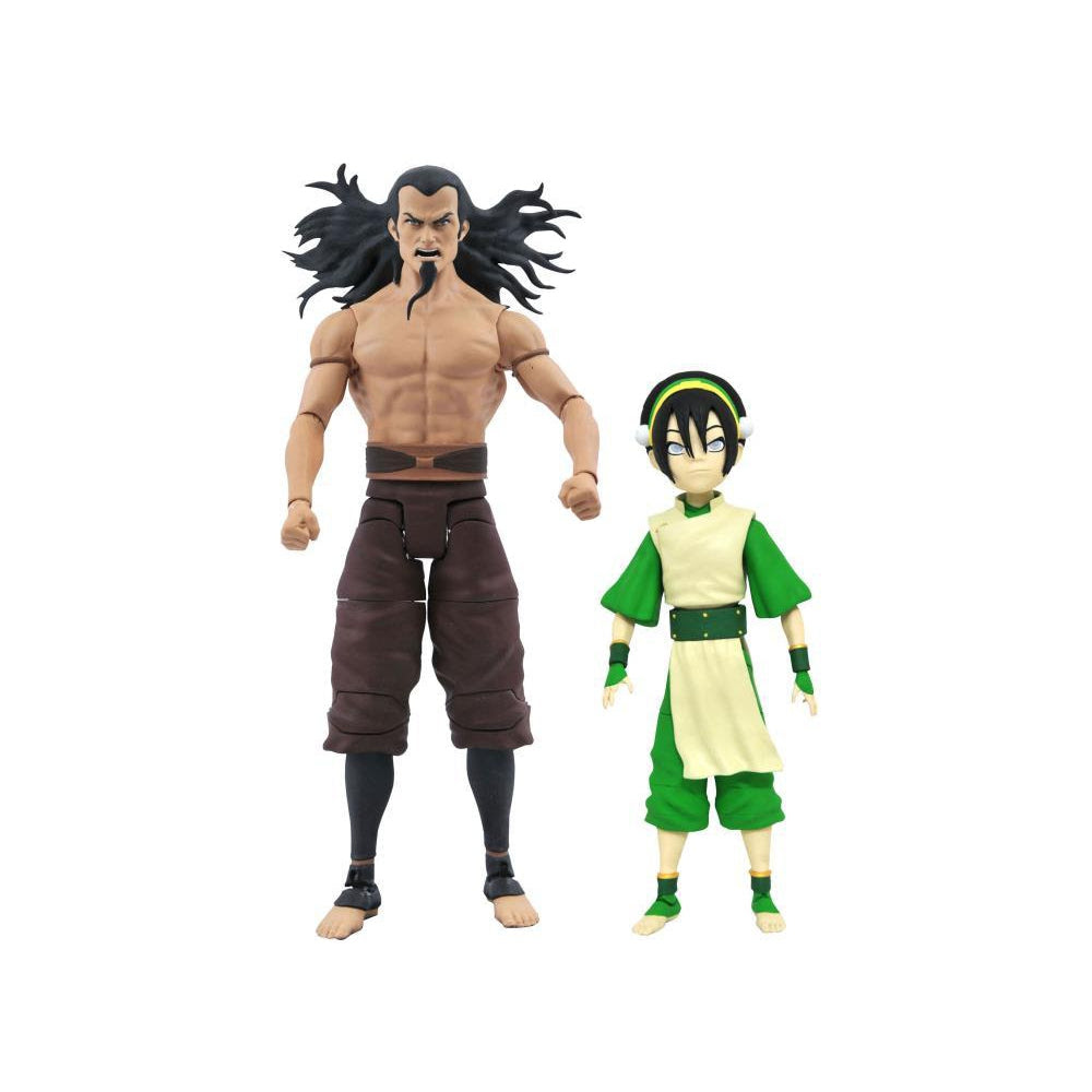 Image of Avatar Series 3 Deluxe Action Figure Set of 2 - FEBRUARY 2021