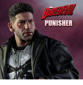 Daredevil 1/6 Scale Figure - Punisher