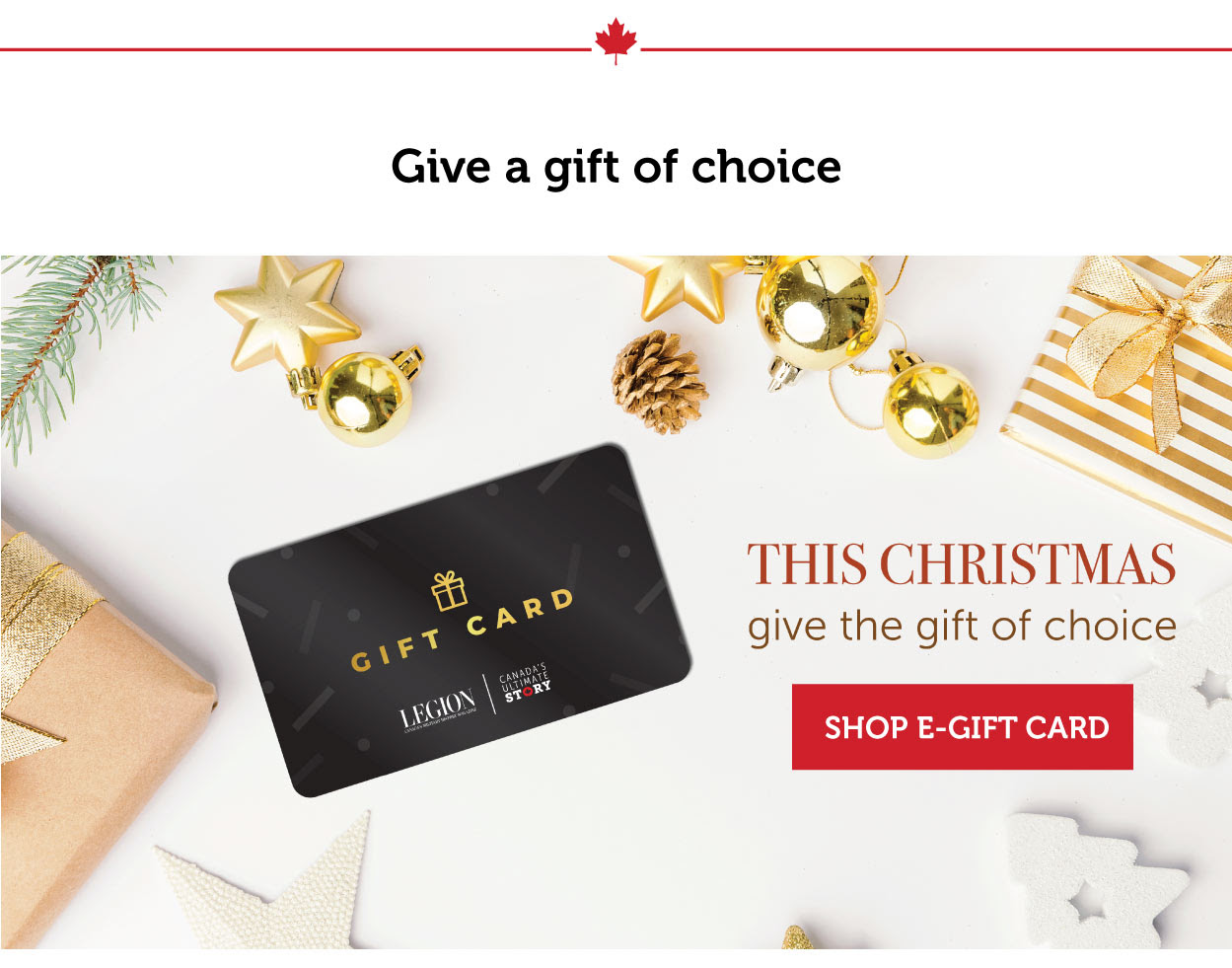 New!!! Gift card