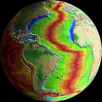 Oceanic plates