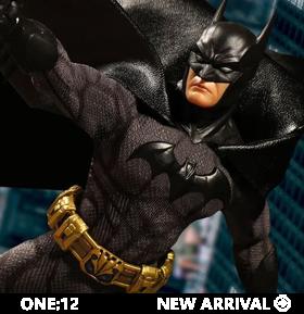 DC Comics One:12 Collective Batman (Sovereign Knight)