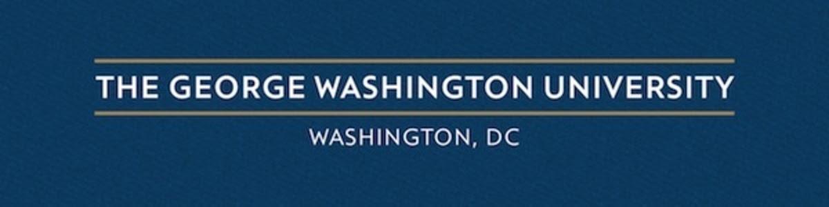 The George Washington University, Washington DC