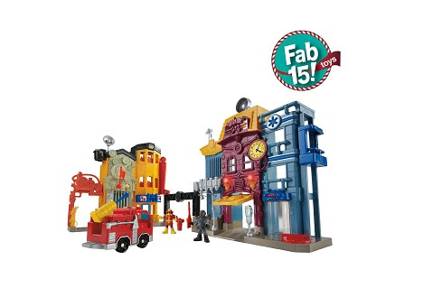Imaginext Rescue City Center by Fisher Price