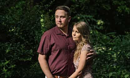 'He collapsed at the roadside. I thought he was dead': couples on surviving trauma and loss