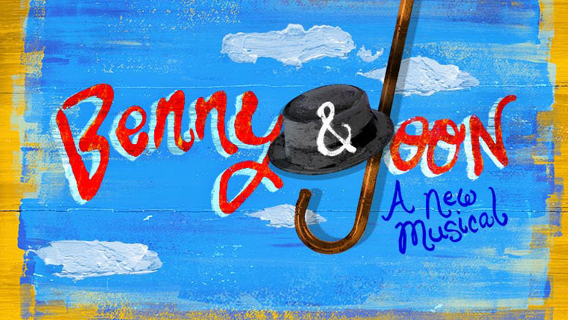 Benny & Joon: A New Musical Show Graphic
