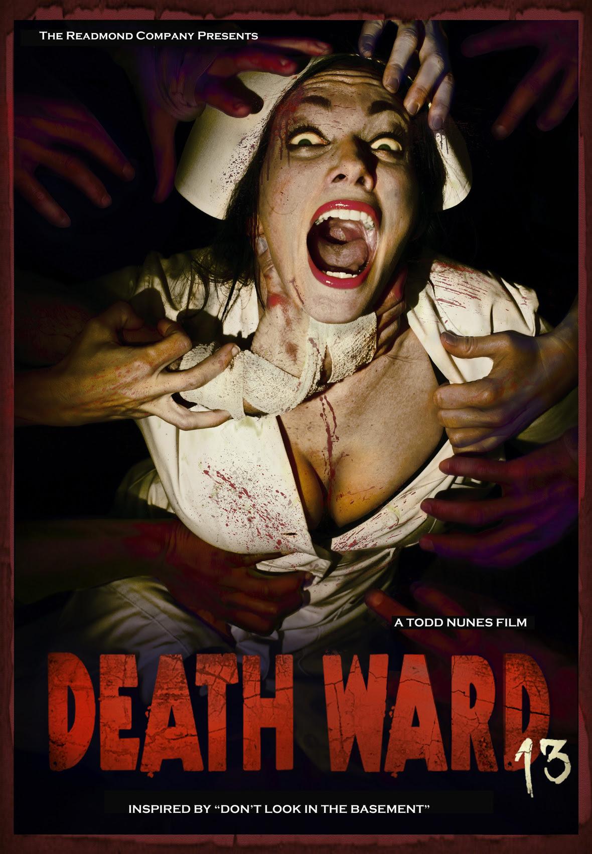 DEATH WARD poster