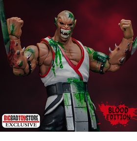 MORTAL KOMBAT BARAKA 1/12 SCALE FIGURE