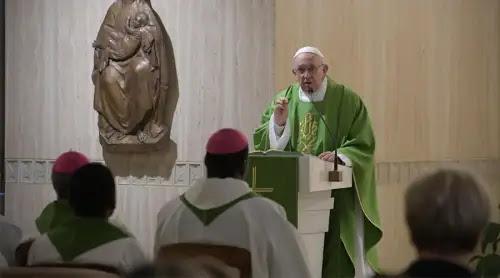 El Papa Francisco explica en qué consiste la esperanza cristiana con esta curiosa imagen