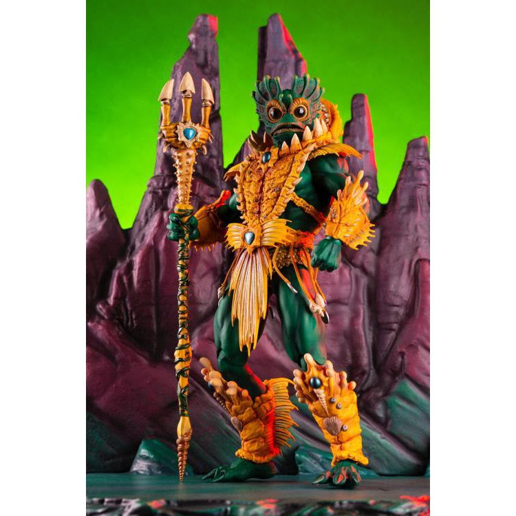 Image of Masters of the Universe Mer-Man 1/6 Scale Figure