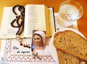 Ayuno a pan y agua en Medjugorje