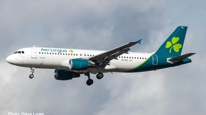 Herpa Wings 1:500 | Aer Lingus Airbus A320 '2019 colours', EI-DVL 'St Molling/Molling' | is due: Nov/Dec 2019