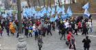 Украина: Законопроект о труде ограничивает деятельность профсоюзов