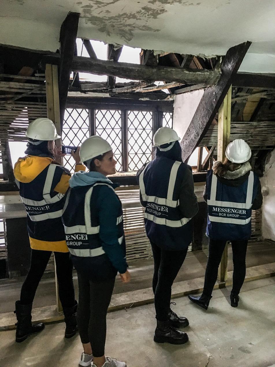 Inside Elizabethan House