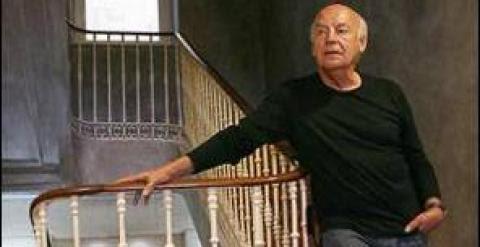 El escritor uruguayo Eduardo Galeano.