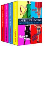 The Invertary Books Starter Kit by Janet Elizabeth Henderson