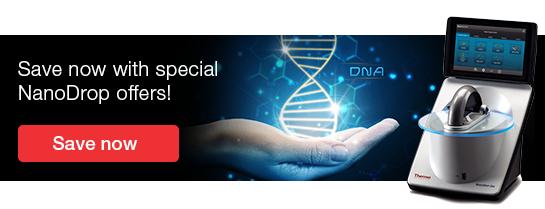 NanoDrop special offers