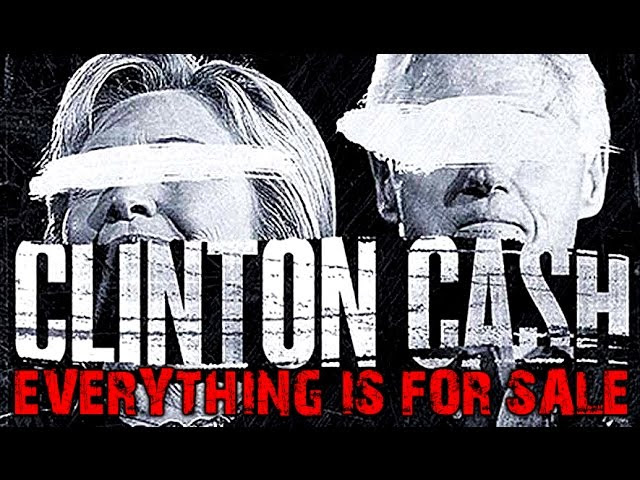 CLINTON CASH OFFICIAL DOCUMENTARY and her Clone Glitch  Sddefault