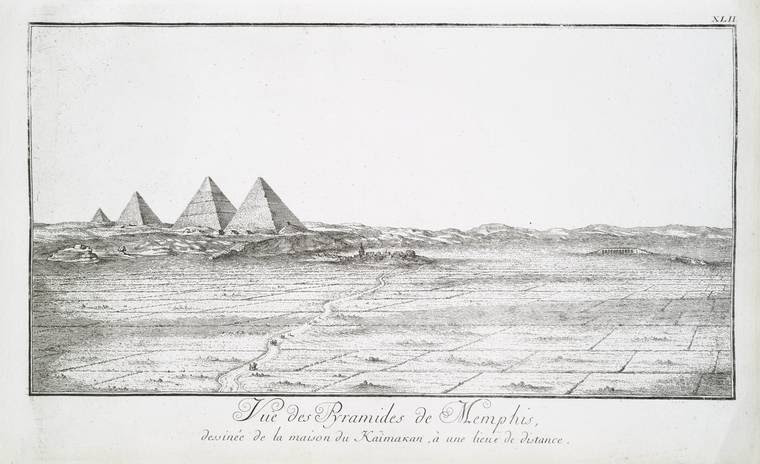 Cuarta pirámide de Giza
