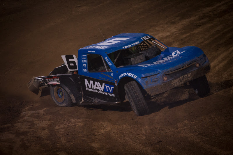 Brandon Arthur, MAVTV, Toyo Tires, FOX, STEEL-IT, Bink Designs