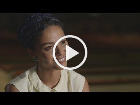 Meta Golding As Rosa Parks in 'Behind The Movement' | TV One