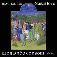 CDA68008 - Machaut: The dart of love