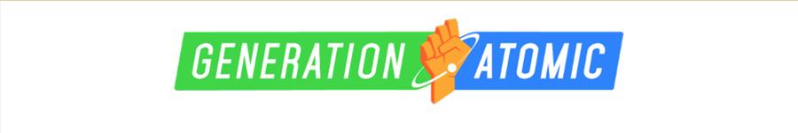 Generation Atomic Logo